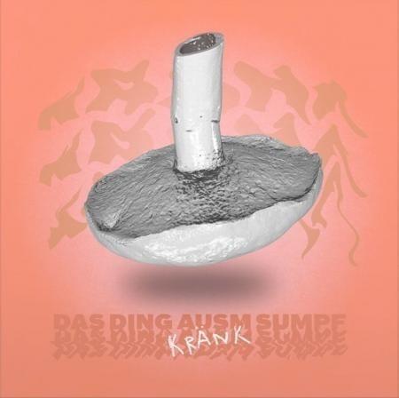 Das Ding Ausm Sumpf – Kränk LP (whity vinyl + candy)
