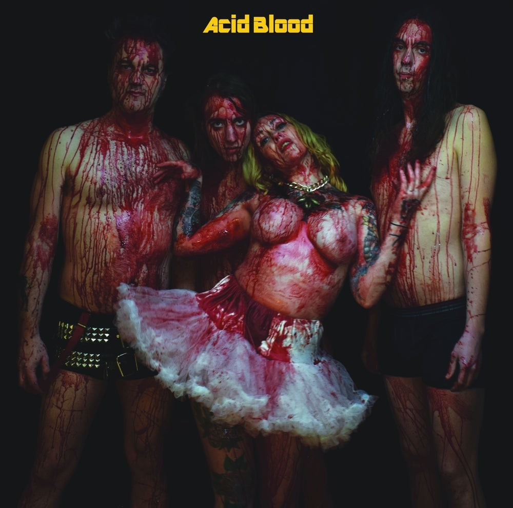 Acid Blood - Acid Blood LP