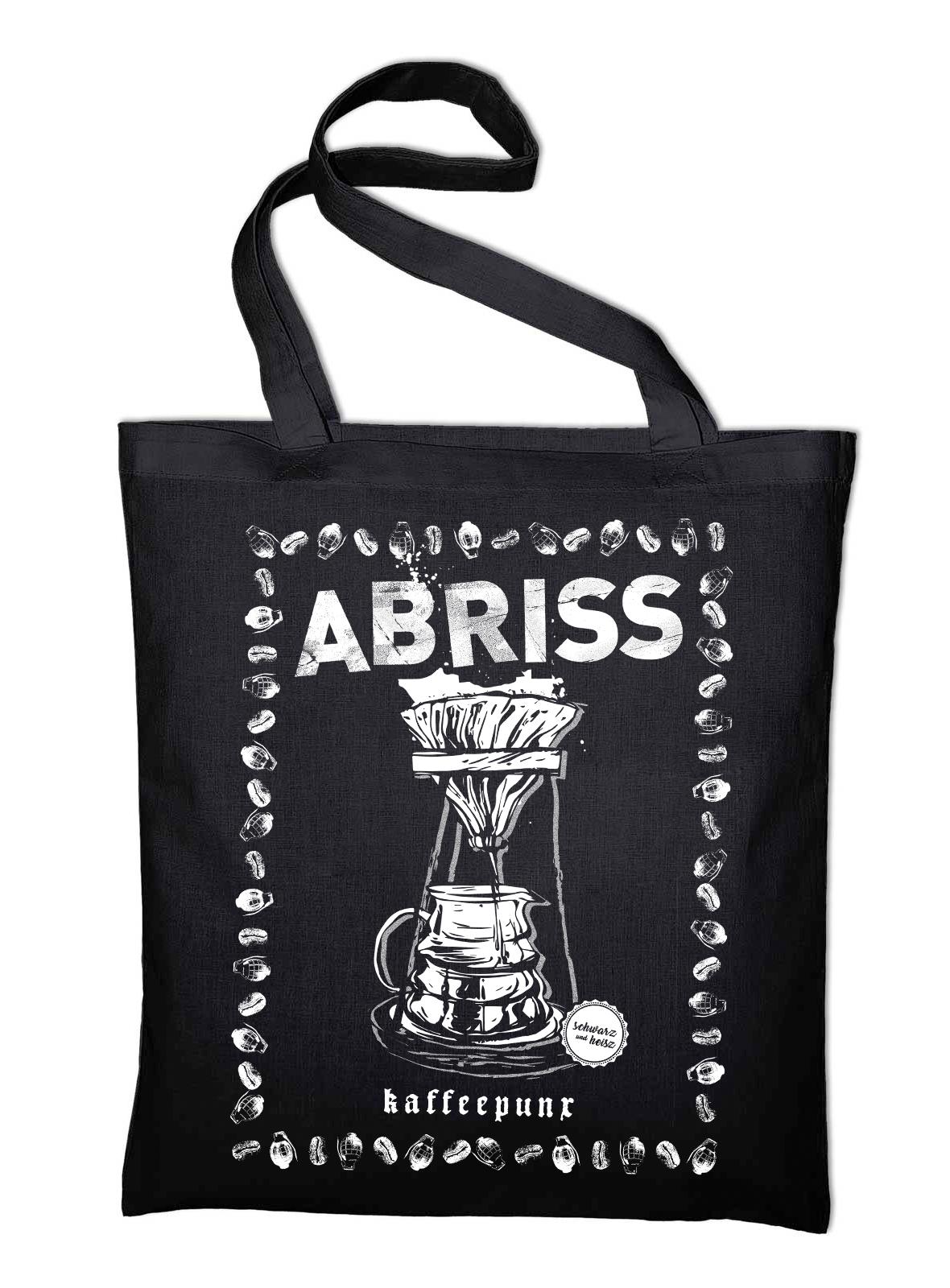 Abriss - Kaffeepunx Beutel