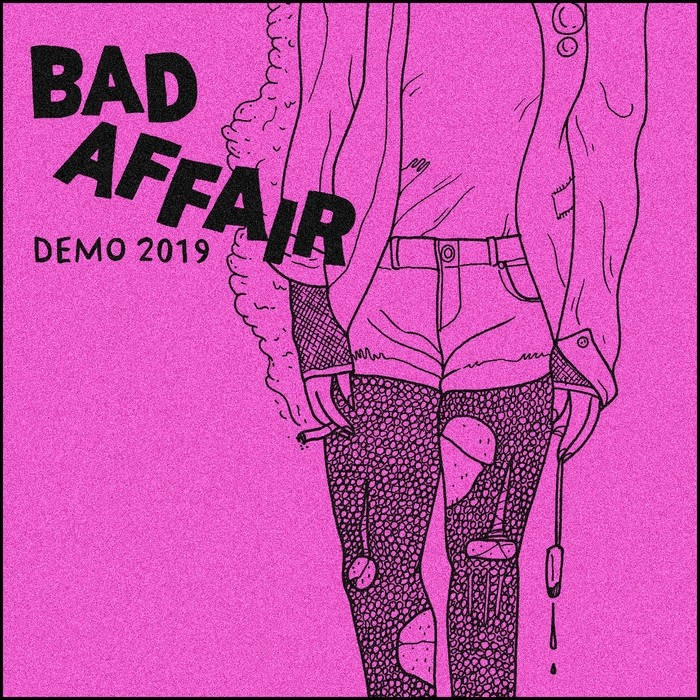 Bad Affair Demo Tape