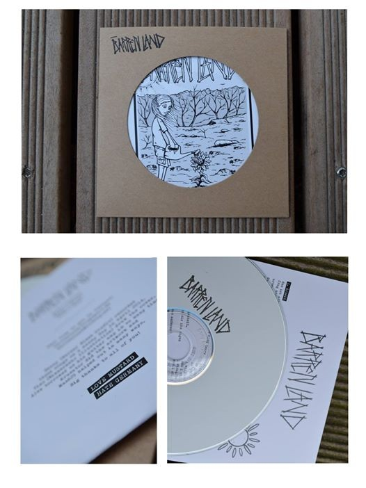 Barren Land - Demo CD