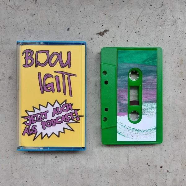 Bijou Igitt – Jetzt Auch Als Podcast! Tape