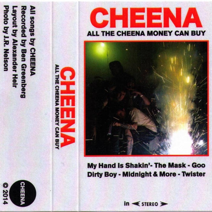 Cheena - All The Cheena Money Can Buy Tape