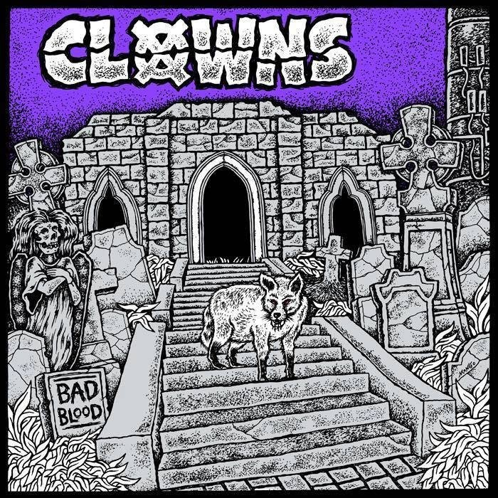 Clowns – Bad Blood