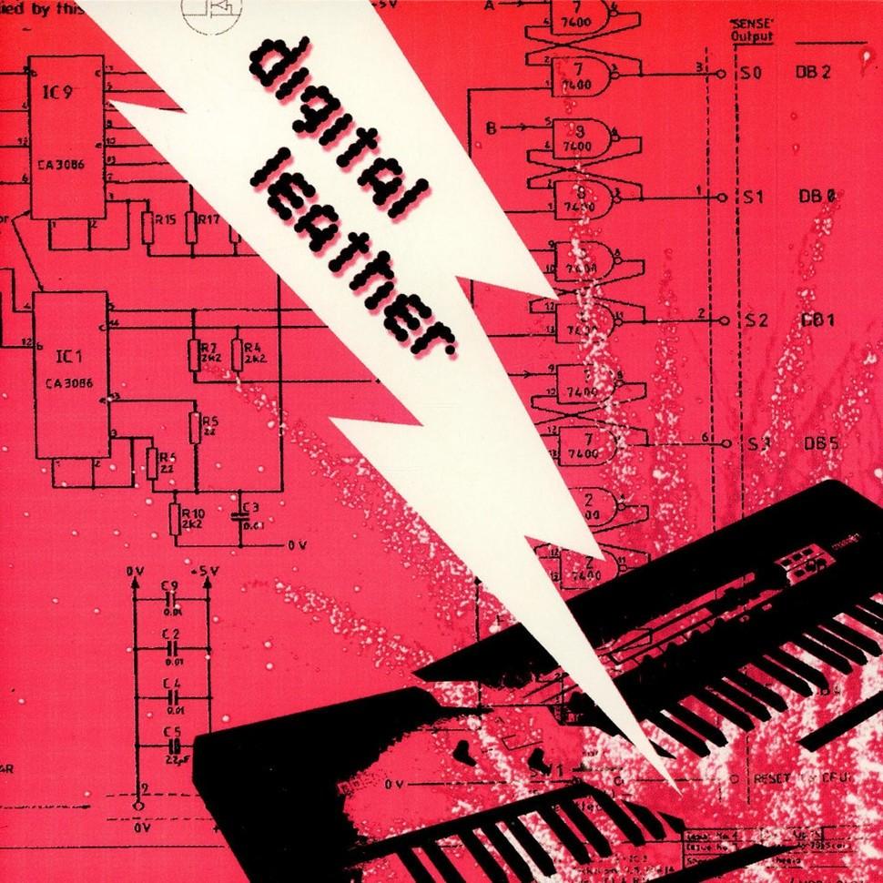 Digital Leather – Digital Leather LP