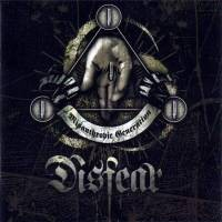 Disfear - Misanthropic Generation LP