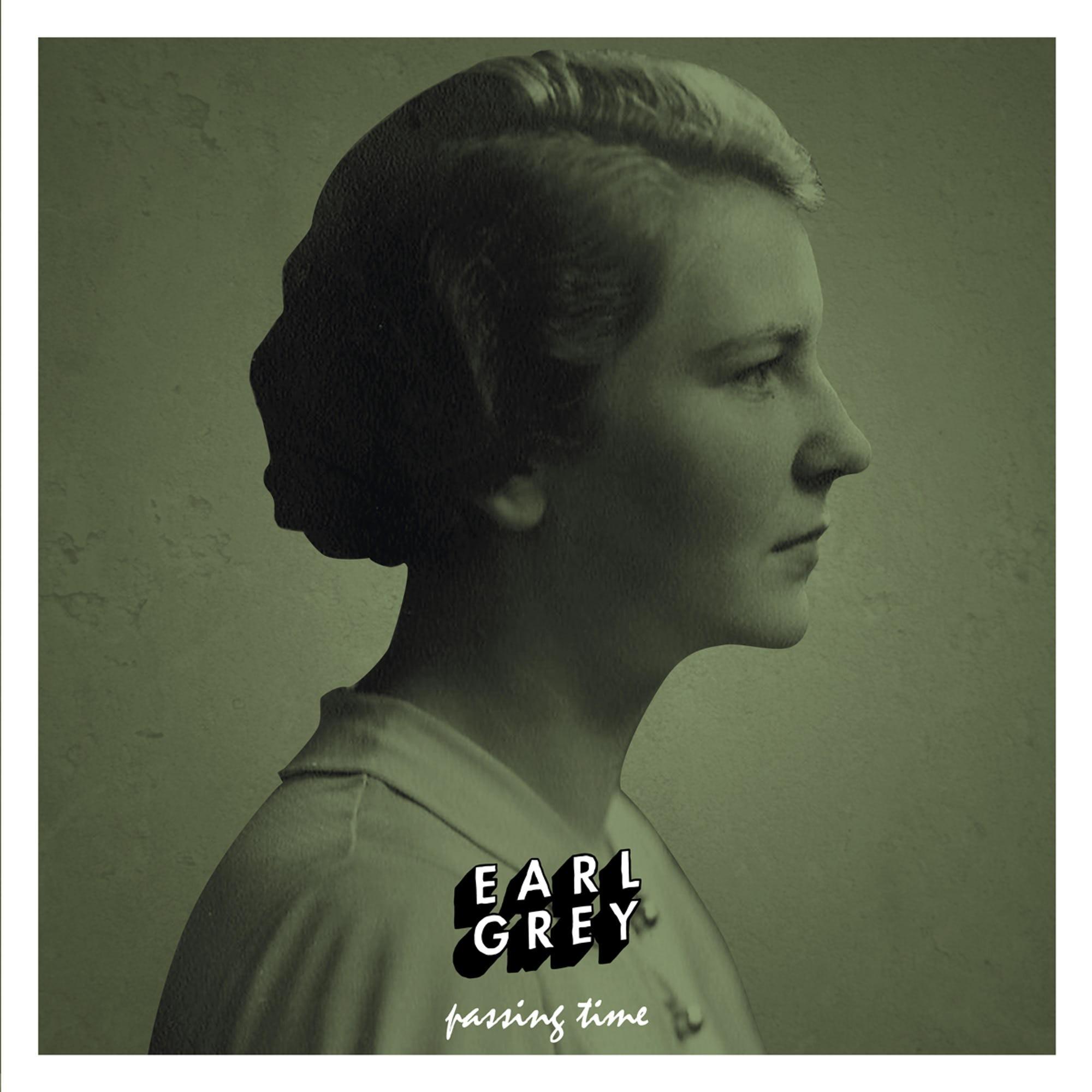 Earl Grey - Passing Time LP (red vinyl)