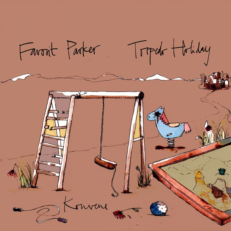 Torpedo Holiday / Favorit Parker - Konvene Split 7''