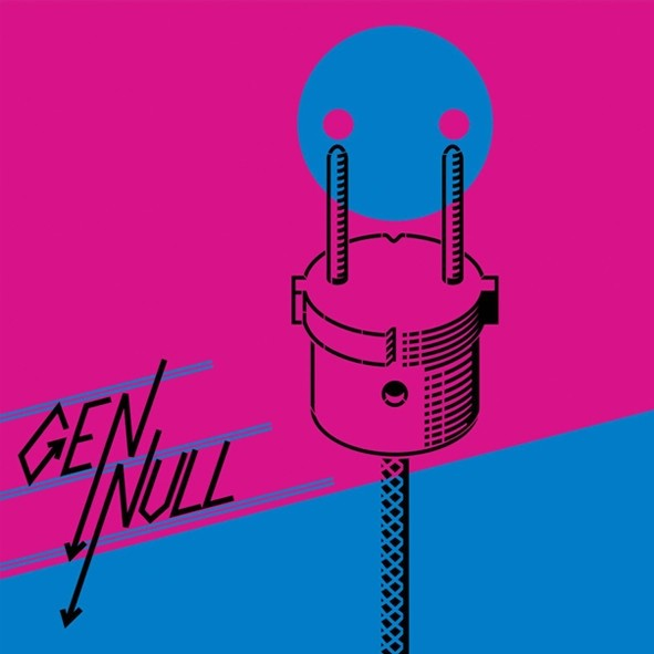 Gen Null - Hey Machine 7""