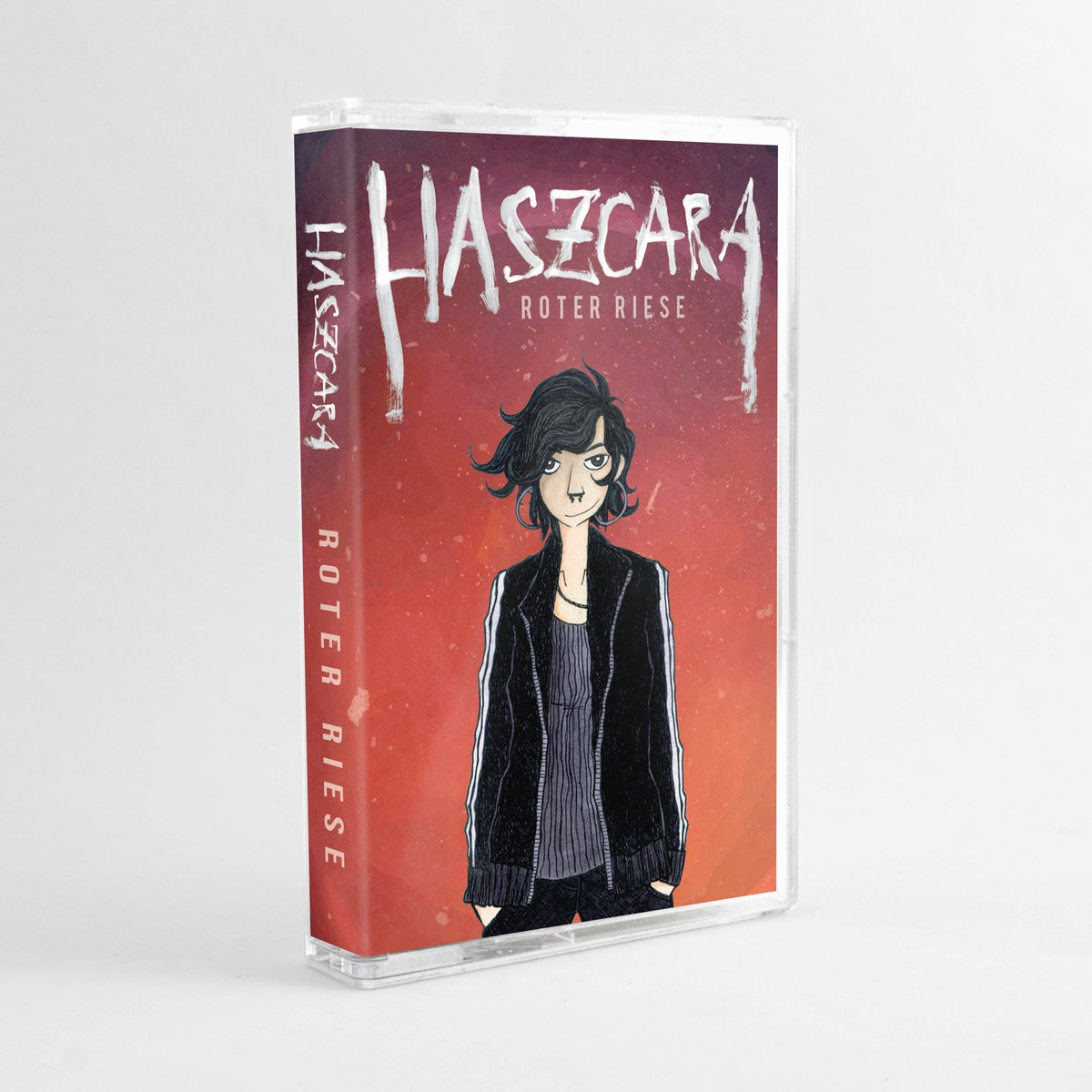 Haszcara - Roter Riese Tape