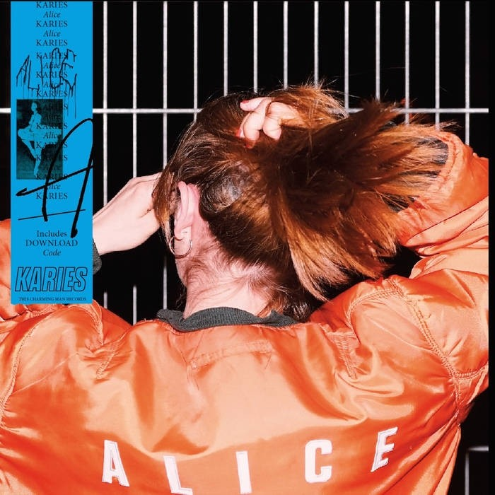 Karies – Alice LP (colored vinyl)
