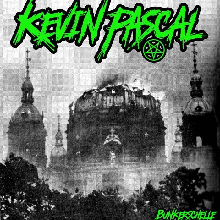 Kevin Pascal - Bunkerschelle Lp (colored vinyl)