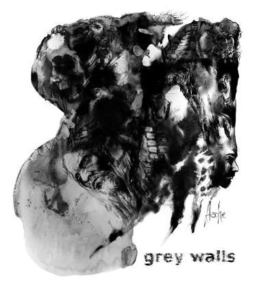 Grey Walls Asche