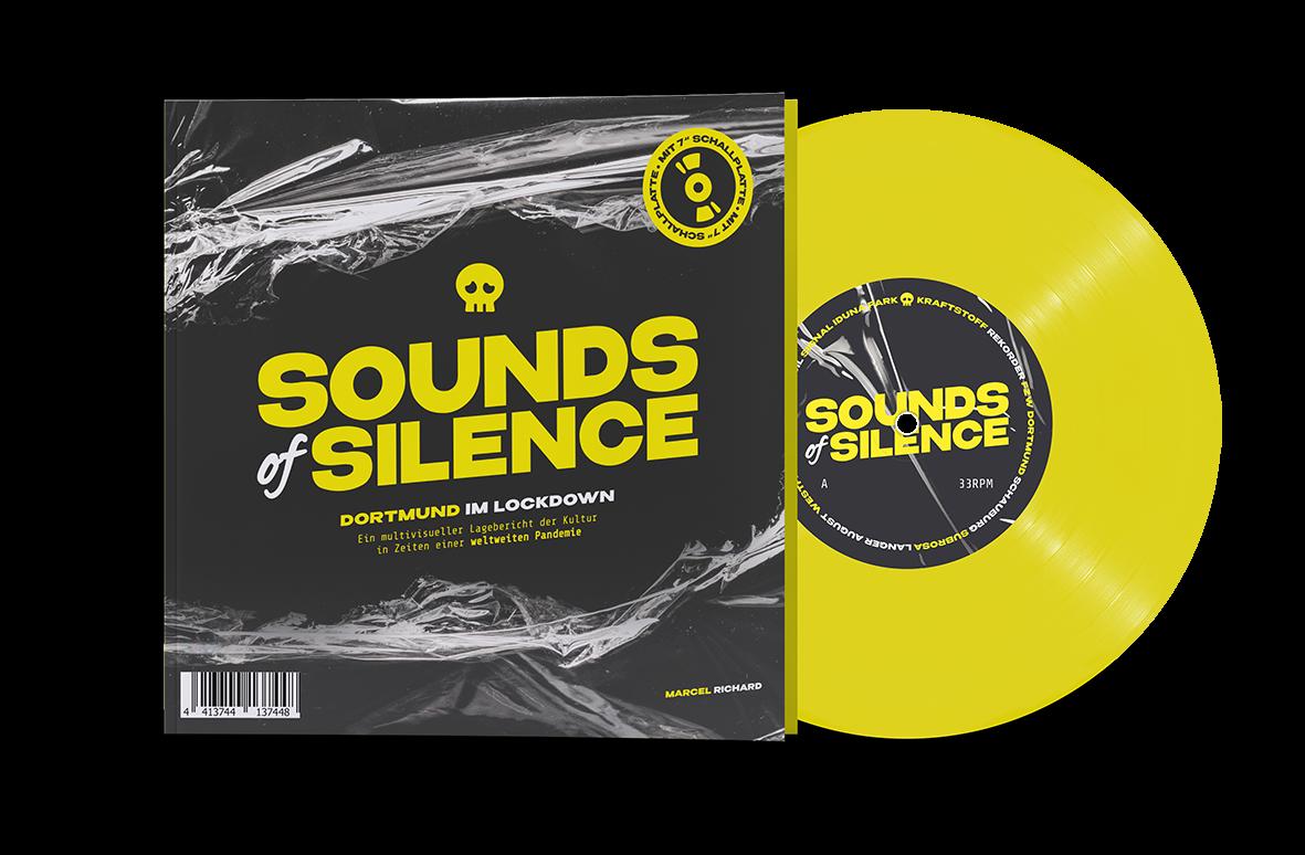 Sounds Of Silence - Dortmund im Lockdown Buch (+ Vinyl Single)