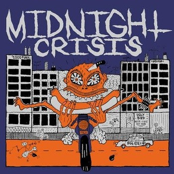 Midnight Crisis - st 7''