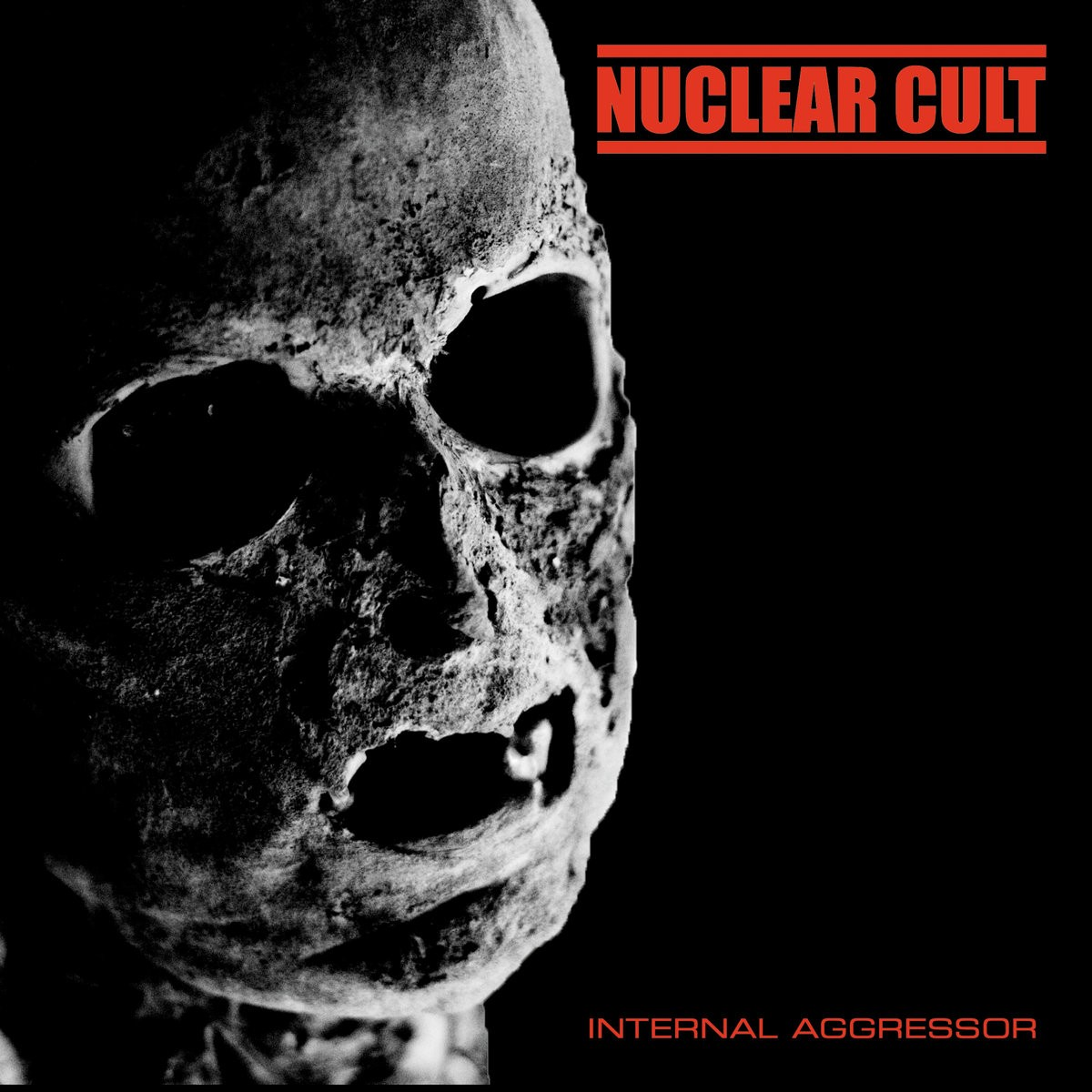 Nuclear Cult - Internal Aggressor 7''