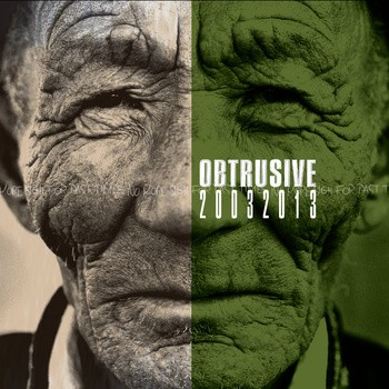 Obtrusive - 20032013 LP (colored vinyl!)