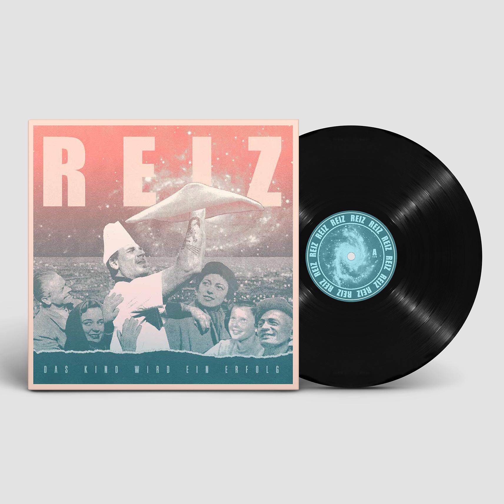 REIZ - Das Kind wird ein Erfolg LP