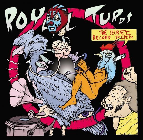 Royal Turds – The Secret Record Society LP