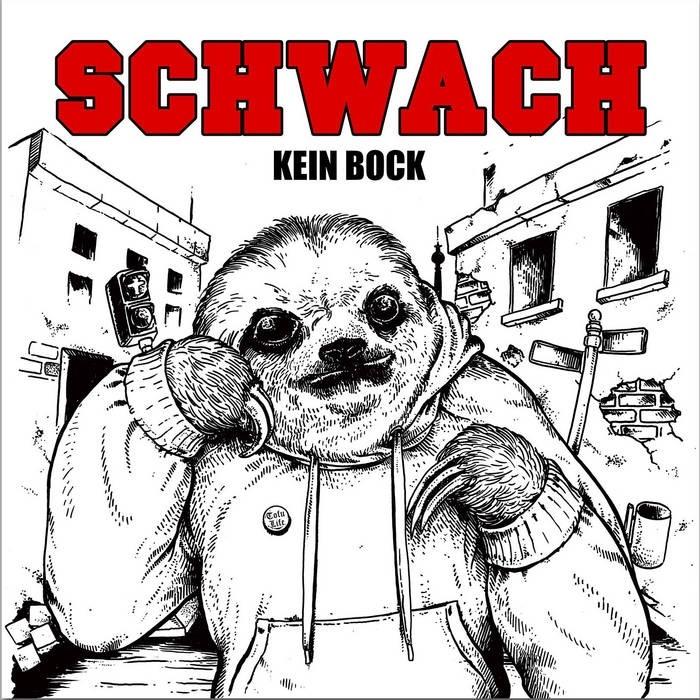Schqach Kein Bock LP
