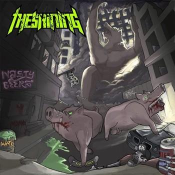 The Shining - Rise Of The Degenerates LP