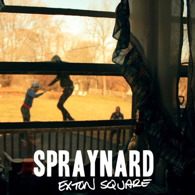 Spraynard - Exton Square 7'' (colored vinyl)