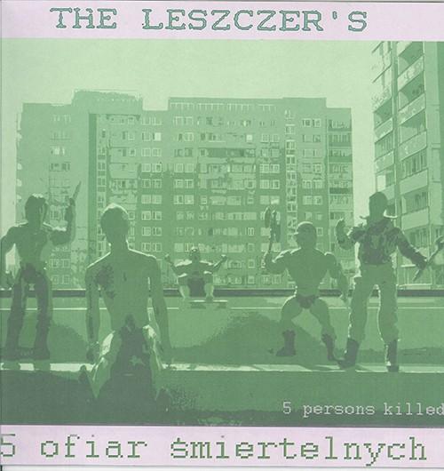 The Leszczer's - Pięć Ofiar Śmiertelnych LP