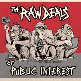 """Raw Deals - Of Public Interest 7"""""""