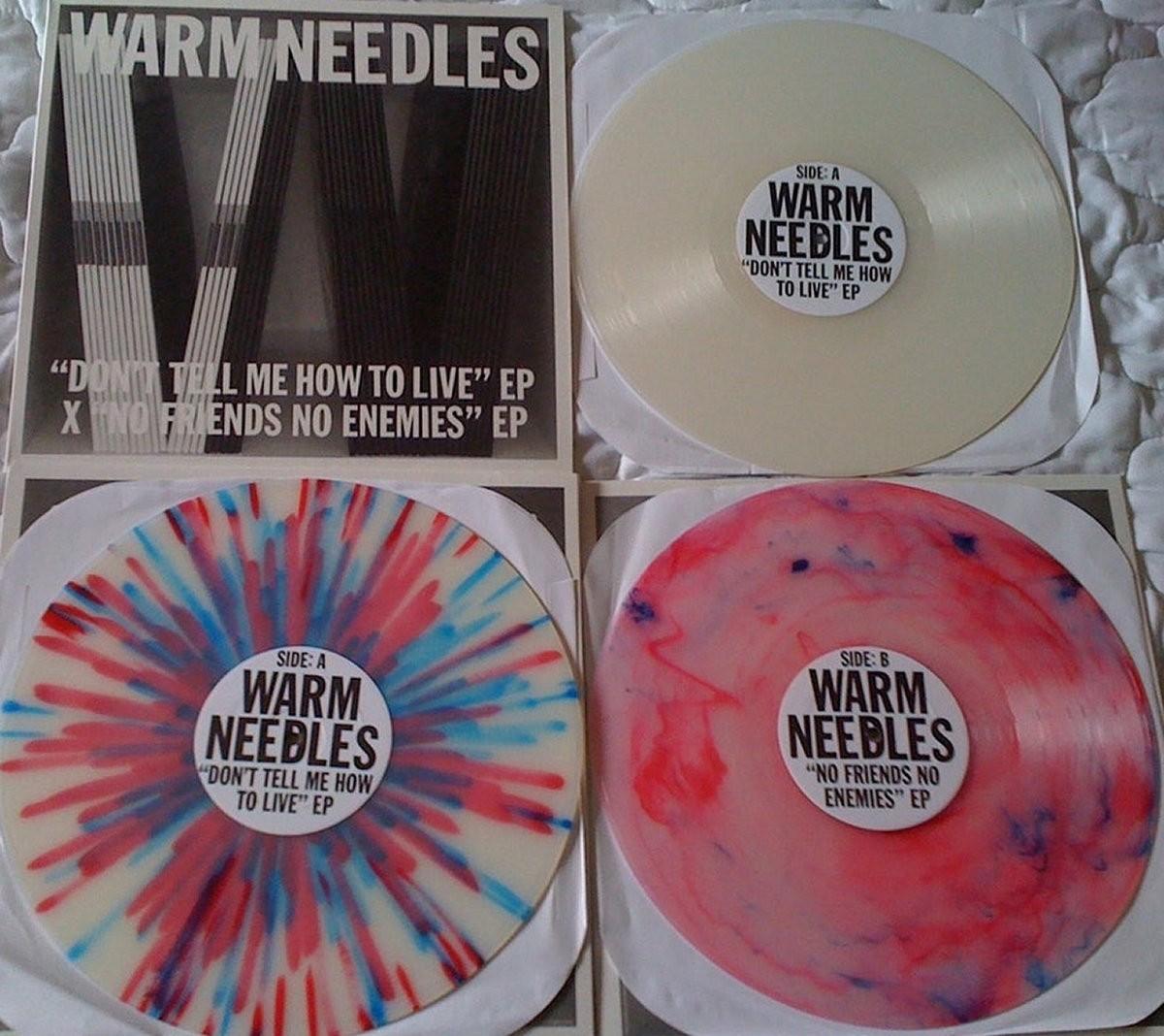 warm needles