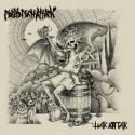 Morbid Mosh Attack / Hak Attak - Split LP