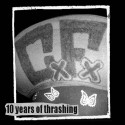 Crippled Fox - 10 Years Of Thrashing 7''