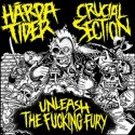 Harda Tider / Crucial Section - Split 7""