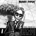 Mururoa Attäck / Volker das Trophe & die Untergäng - Split LP