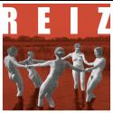 REIZ - REIZ LP (Erstpressung, rotes Cover)