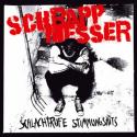 Schrappmesser – Schlachtrufe Stimmungshits LP (colored vinyl)