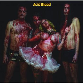 Acid Blood - Acid Blood LP