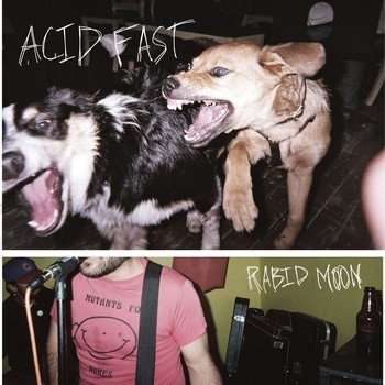 Acid Fast - Rabid Moon LP