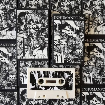 Age of Woe - Inhumanform Tape