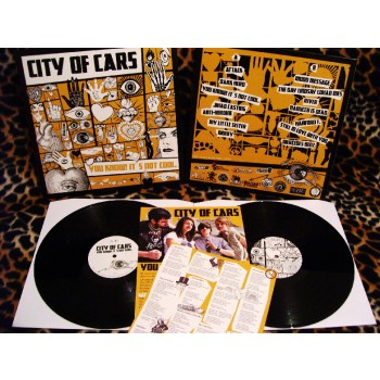 City Of Cars - You Know It's Not Cool LP