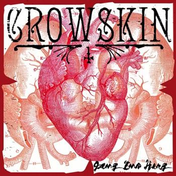 Crowskin - Ganz ins Herz LP