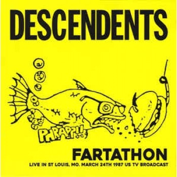 Descendents ‎– Fartathon (Live in St. Louis, MO. March 24th 1987) US TV Broadcast