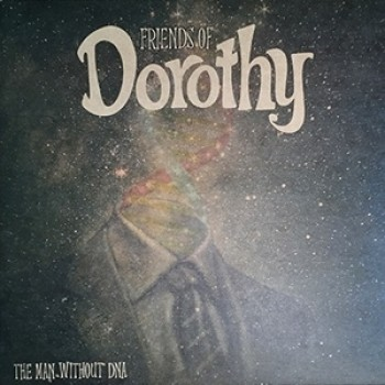Friends Of Dorothy - The Man Without DNA LP (colored vinyl)