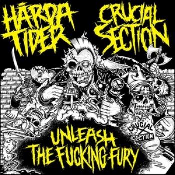 "Harda Tider / Crucial Section - Split 7"""