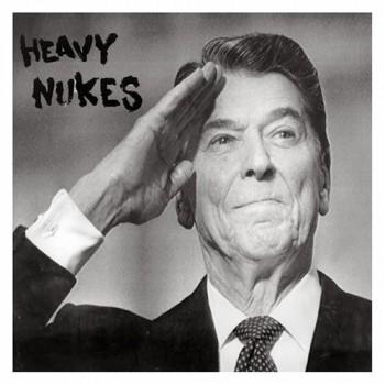 Heavy Nukes - st LP