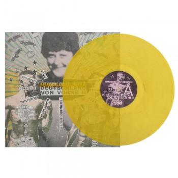 Japanische Kampfhörspiele - Deutschland von vorne II LP (yellow vinyl)