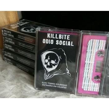 Killbite / Ódiosocial - Suas Torres Douradas Entraráo Em Colapso Tape
