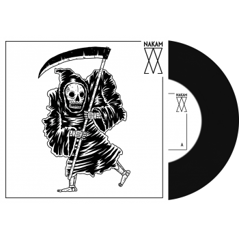 Nakam - st 7'' (black vinyl, limited 400)