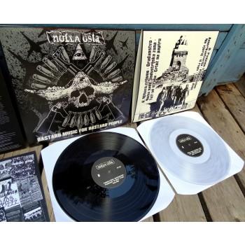 Nulla Osta - Bastard Music For Bastard People LP (clear vinyl)