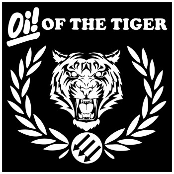 Oi! of the Tiger – R.A.S.H. LP (colored vinyl + CD)