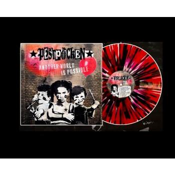 Pestpocken - Another World Is Possible LP (splatter vinyl)